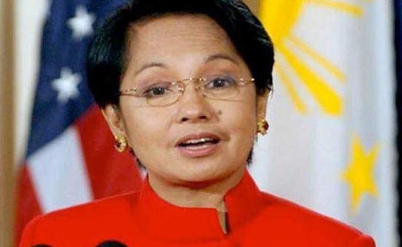 Gloria Macapagal Arroyo fue presidenta de Filipinas desde 2001 hasta 2010. (Foto de archivo: www.philstar.com)