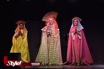 """Las Reinas Chulas presentan el monólogo """"El evangelio según Santa Rita"""""""