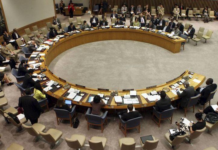 Vista general del Consejo de Seguridad de la ONU. (Archivo/EFE)