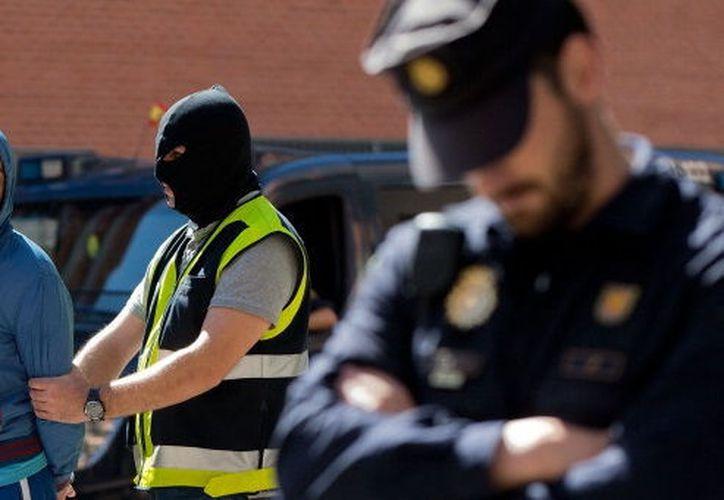 La policía realizó siete registros en domicilios de Madrid, Valencia y Palma de Mallorca, donde incautaron más de 45 kilogramos de cocaína. (Getty Images).