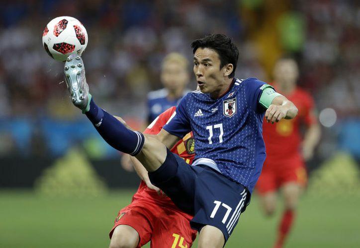 Los belgas enfrentan a un aparentemente débil Japón, único representante de Asia que sobrevivió a la fase de grupos (Foto AP)