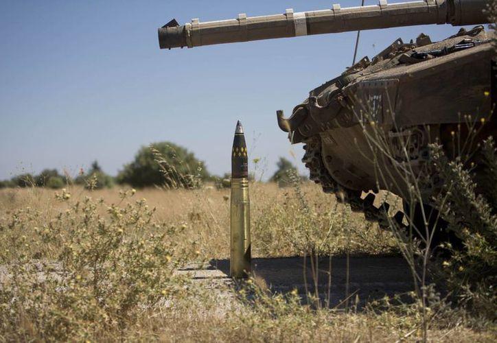 Se agudiza la tensión entre Israel y Siria. (AP)