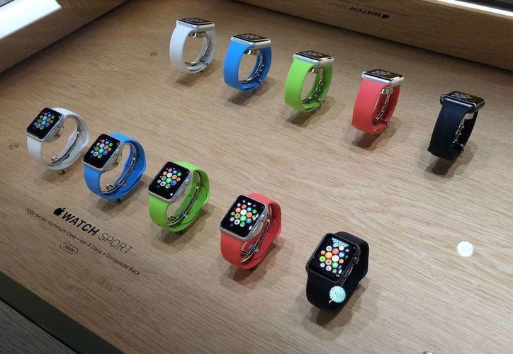 Apple Watch todavía no llega de manera oficial a México. (Redacción/SIPSE)