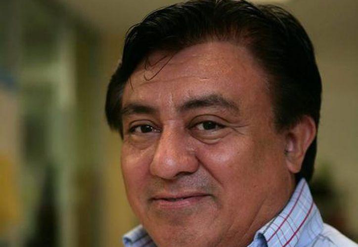 Gualberto Salazar Rosado, supervisor de dicha zona. (Redacción/SIPSE)