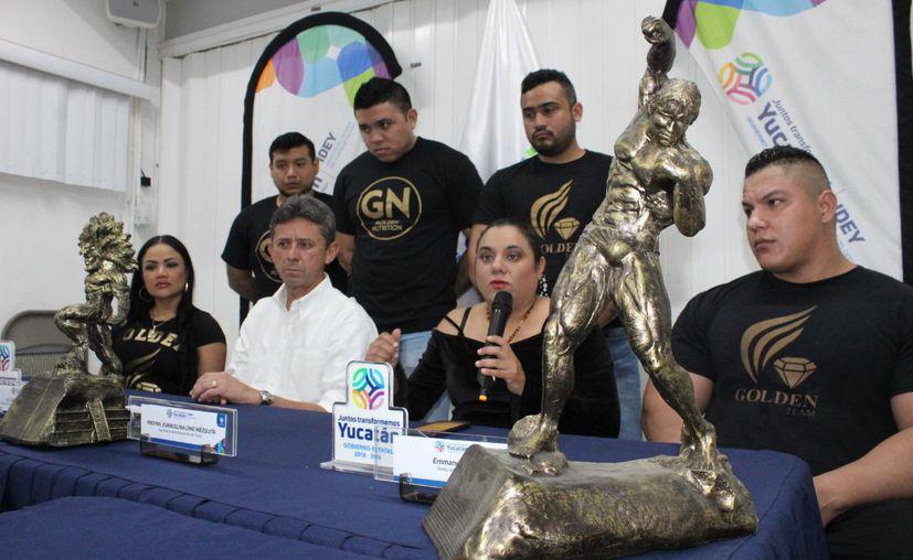 Los primeros lugares de la competencia recibirán premio económico.  (Novedades Yucatán)