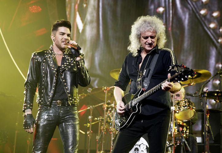 El tour de 23 fechas, que incluirá a los miembros originales de la banda Brian May y Roger Taylor, junto con Adam Lambert. (Internet)