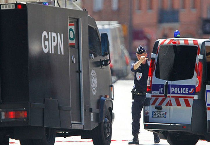 Un hombre ha muerto y al menos seis personas han resultado heridasen un tiroteo en el distrito. (Regis Duvignau/Reuters).