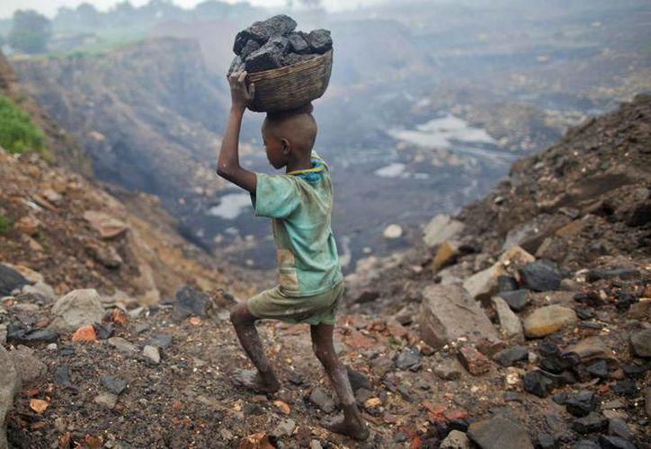 Unas 45.8 millones de personas en el mundo son hoy 'esclavos modernos'. (Ahmad Masood/Reuters)