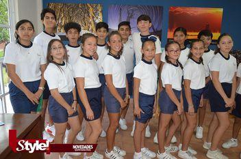 Exposición artística en el Museo del Estudiante Cancún
