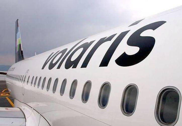 Volaris abrió más frecuencias de la ruta Cancún los días 23, 24, 27 y 28 de abril de 2016. (Redacción/SIPSE)