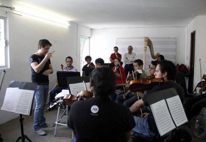 Alumnos de la Esay compartirán su talento y avances con el público. (Juan Albornoz/SIPSE)