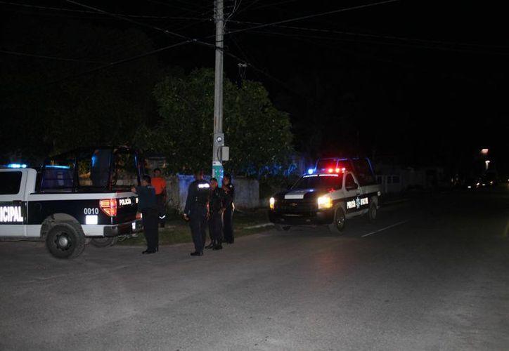 El arma del director de la cárcel de Chetumal fue sustraída de la camioneta del funcionario la noche del miércoles. (Redacción)