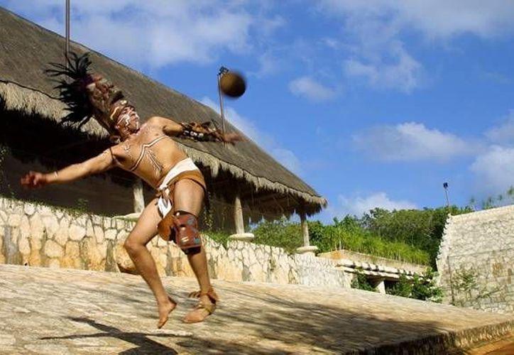 En el Popol Vuh el juego de pelota aparece asociado a Xibalbá, el inframundo Maya. (Contexto/Internet)