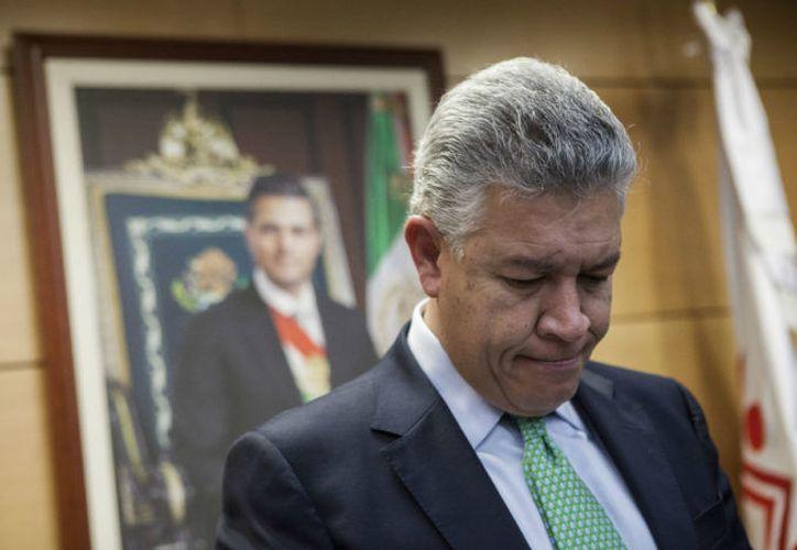 El titular de la Procuraduría de la Defensa del Contribuyente manifestó su preocupación. (Octavio Gomez/Proceso).