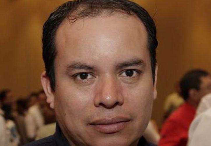 Jefe de la Jurisdicción Sanitaria Número 2, Jorge Gutiérrez Contreras. (Redacción/SIPSE)