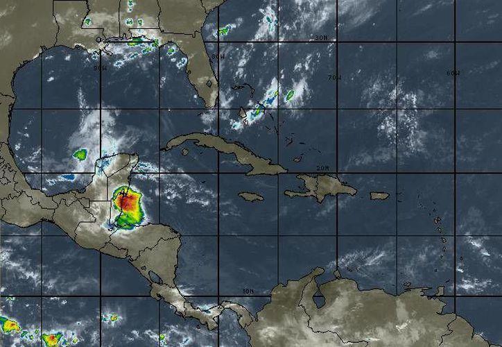 Prevén un 20% de probabilidad de lluvias para la Península. (Cortesía/SIPSE)