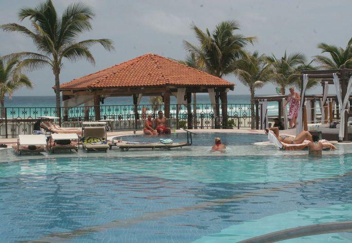 Hoteles de la Riviera Maya y Cancún, los más codiciados del turismo latinoamericano.  (Israel Leal/Sipse)