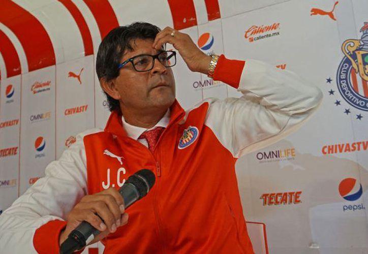 El director técnico del equipo dijo que su equipo va 'paso a paso' en el torneo. (Cuartoscuro)