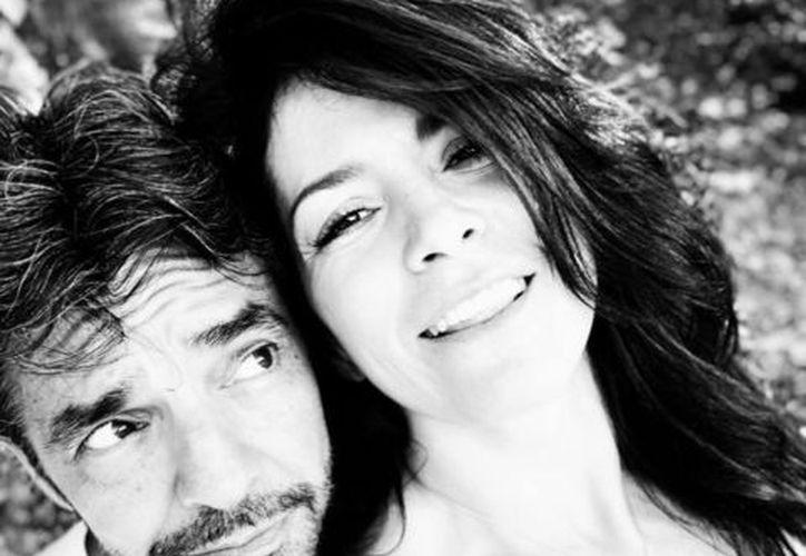 Eugenio Derbez y Alessandra Rosaldo cumplieron este sábado seis años de casados. (Quién.com)