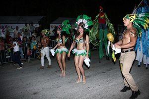 Inigualable alegría en lunes de Carnaval en Mérida