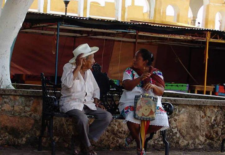 """De acuerdo con el Indemaya, la mayor virtud de un juez maya, no es que """"sea estudiado"""", sino que sea respetado por el pueblo. (indemaya.yucatan.gob.mx)"""