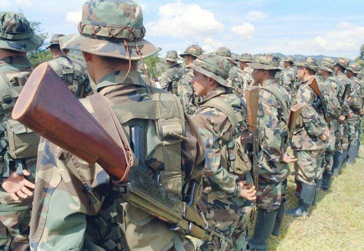 Señalan que Los Urabeños y Los Rastrojos son responsables de amenazas y extorsión a los pobladores de la isla de San Andrés. (EFE/Archivo)