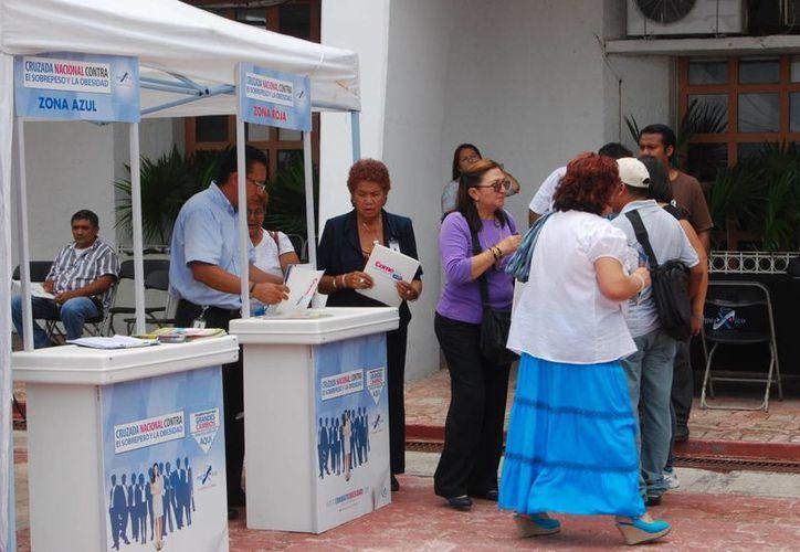 El próximo sábado atenderán a la población de forma gratuita en el estacionamiento de Sams Club de nueve a 16 horas. (Tomás Álvarez/SIPSE)