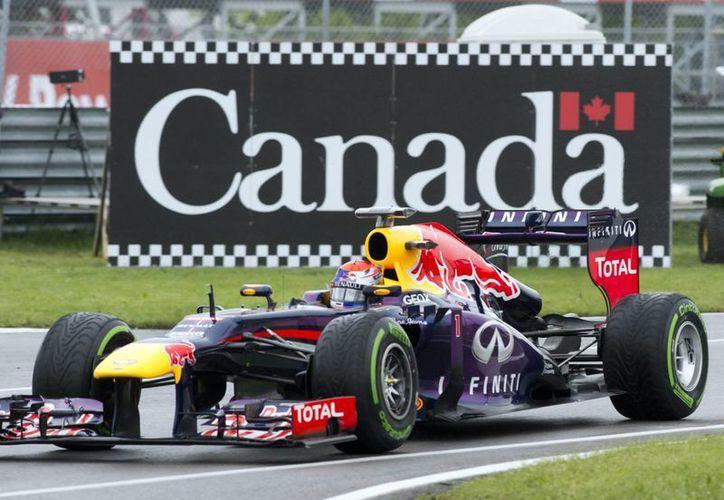 Vettel lidera el campeonato de pilotos. (Foto: Agencias)