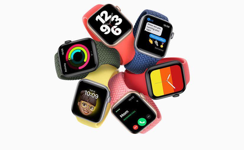 Apple Watch SE incluye las características esenciales de Apple Watch en un diseño moderno que los clientes adoran a un precio asequible. (Foto: Business Wire)