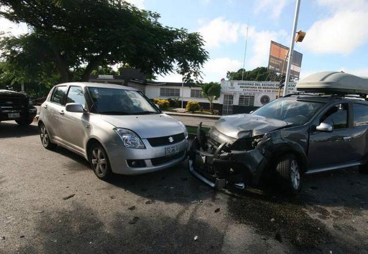 Durante el período vacacional de verano han ocurrido 256 accidentes que representa el 9 por ciento menos que el año pasado. (Milenio Novedades)
