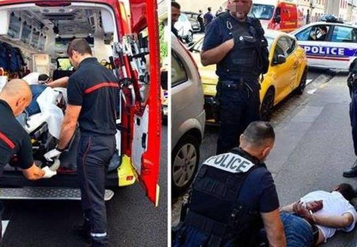 El hombre, de 42 años, estaba fichado por diversos actos violentos. (Foto: Internet)