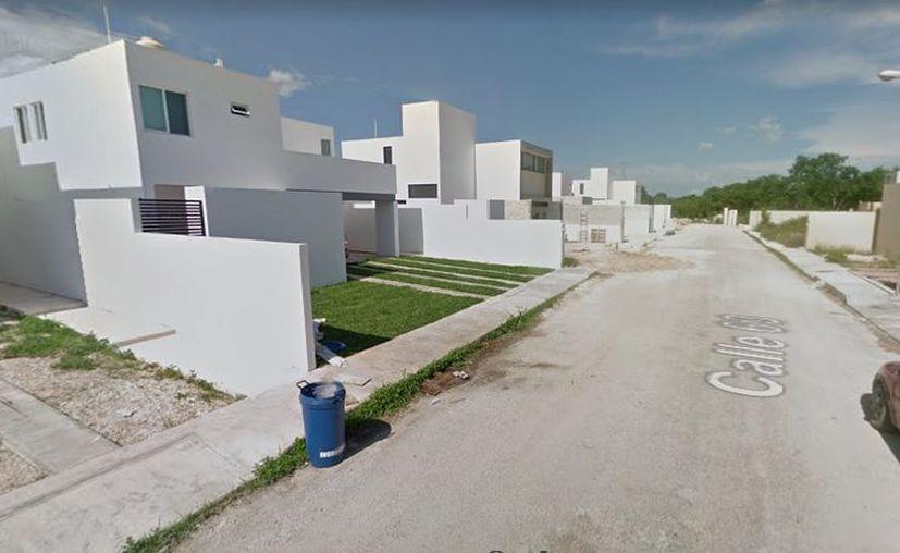 El robo se presentó en el fraccionamiento Bellavista, ubicado en la comisaria meridana de Dzitya. (Google Maps)