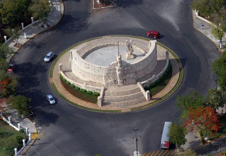 El Paseo de Montejo es la avenida más representativa de Mérida. (Milenio Novedades)