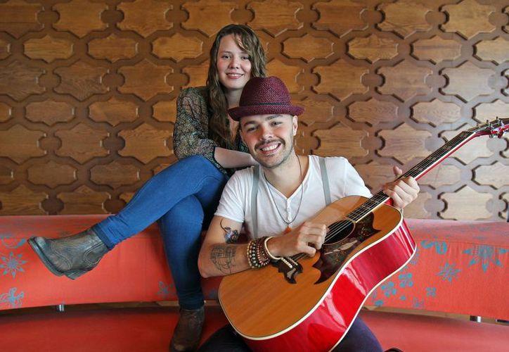 Jesse & Joy presentarán un disco grabado en Londres y con sesiones en Santo Domingo, Miami, Los Ángeles y México. (Redacción/SIPSE)