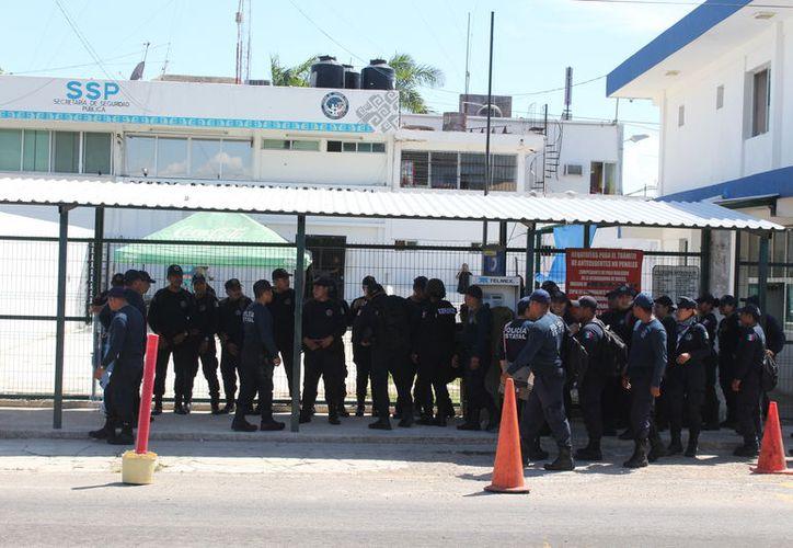 Las cárceles de Chetumal y Cancún presentan focos rojos. (Joel Zamora/SIPSE)