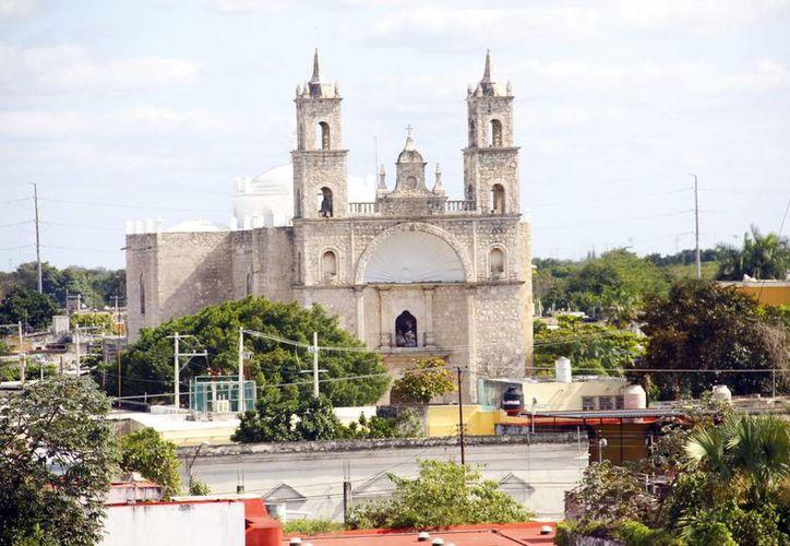 El pueblo de San Cristóbal fue fundado por Montejo el Mozo para que residieran en él los indios mexicanos que ayudaron en la conquista de Yucatán. (José Acosta/Milenio Novedades)