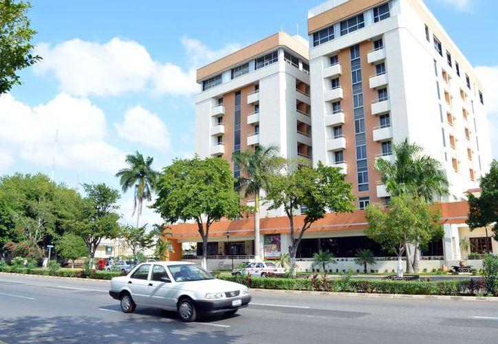 Los hoteleros esperan un repunte en la ocupación en vacaciones. (Theany Ruz/SIPSE)