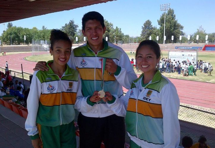 La delegación yucateca ha destacado en la paralimpiada nacional. (SIPSE)