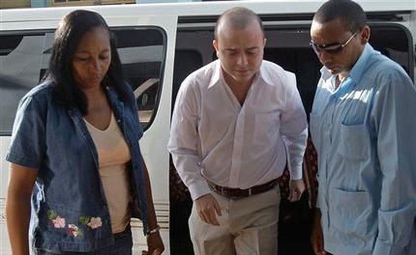 Carromero al acudir a una corte en Bayamo, Cuba. (Archivo/Agencias)