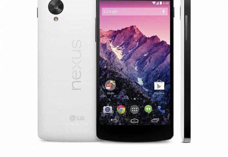 El precio del nuevo Nexus 5 es de alrededor de 349 dólares, para la versión de 16 GB, y 399 dólares para el modelo de 32 GB. (Agencias)