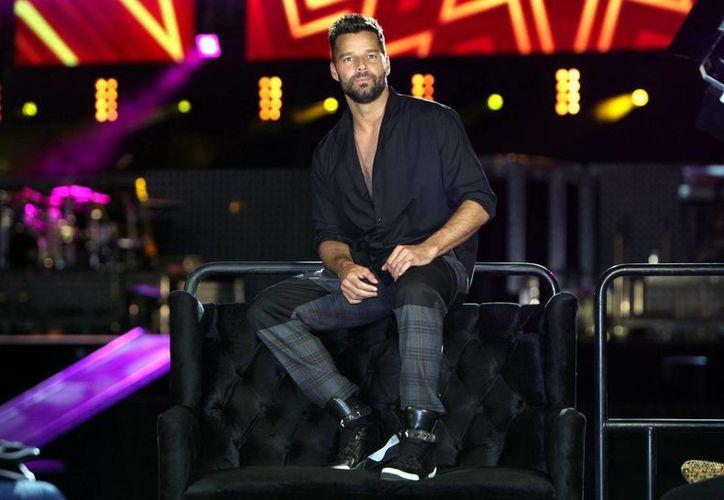 Ricky Martin cerrará en Coahuila, México, su gira de conciertos 'One World Tour'. (mixedvoces.com)