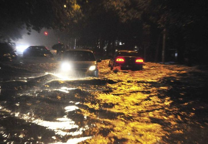 Se calcula que 1.59 millones de personas han resultado afectadas por el temporal. (EFE)