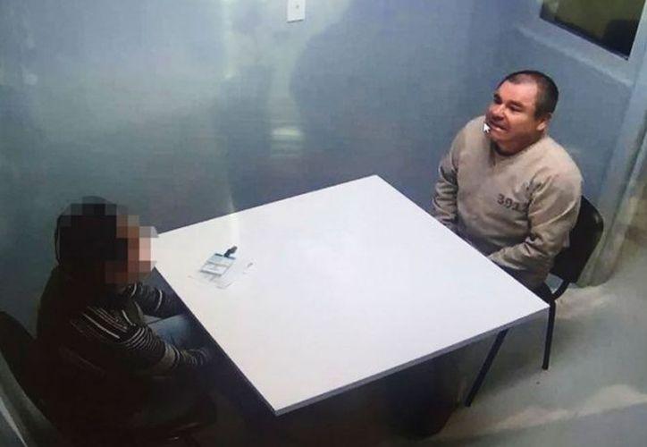 Si Guzmán Loera es hallado culpable, puede ser condenado a cadena perpetua. (Excélsior)