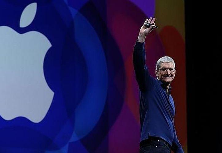Apple sorprendió con el nuevo sistema iOS 11 al modificar su 'Control Center' y dejar el apartado gráfico de lado.  (Foto: KeyNote Apple)