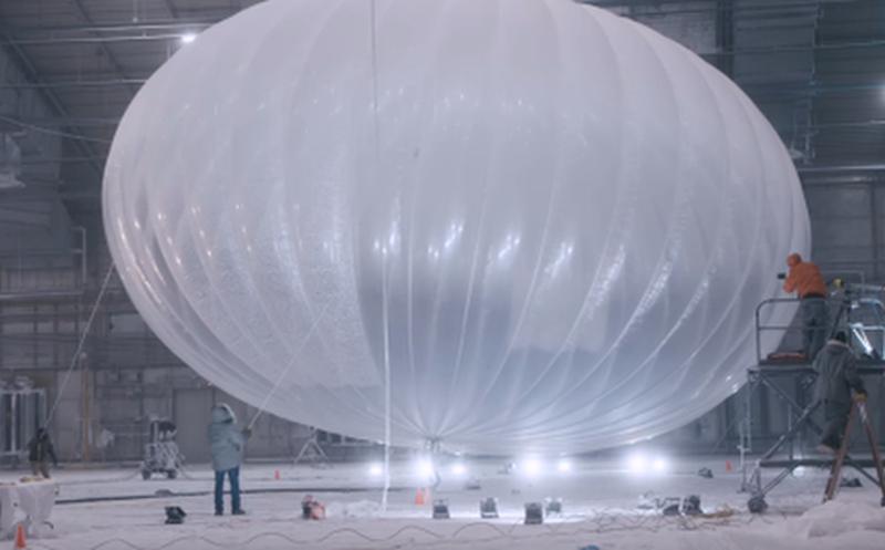 Los globos de Project Loon reactivarán red celular de Puerto Rico
