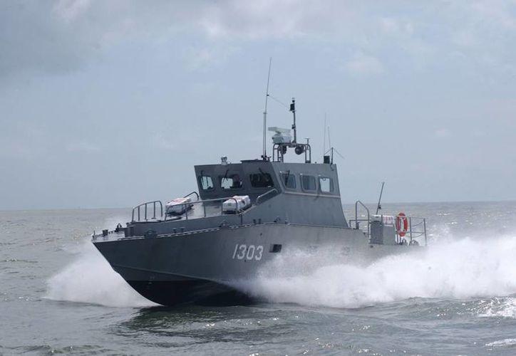 La Semar adquirirá ocho buques patrulla con los recursos transferidos por Semarnat. (Semar)