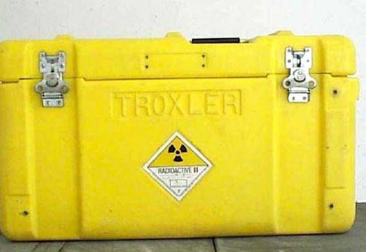 No se entregó detalles del volumen de material radioactivo cobalto-60 que había en el camión en el momento del robo.(20minutos.es)