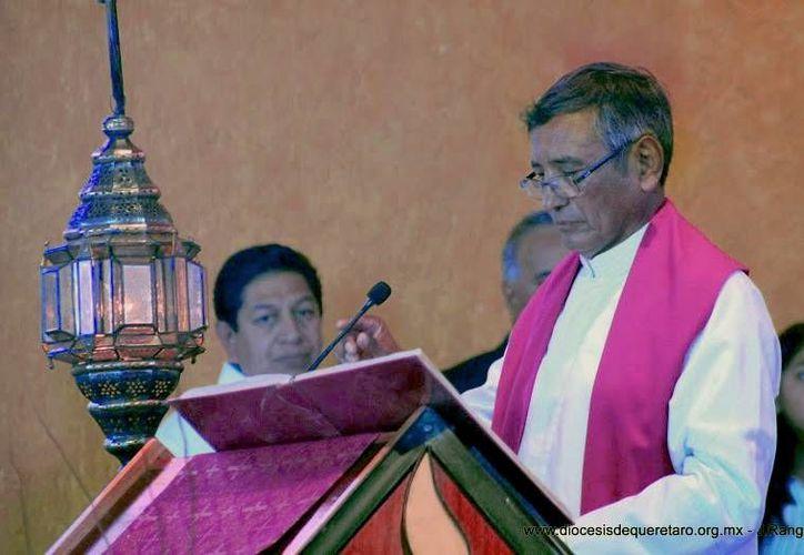 Fidencio López Plaza es originario de Querétario y el 19 de febrero de 1982 recibió la ordenación sacerdotal. (Foto: www.diocesisdequeretaro.org.mx)