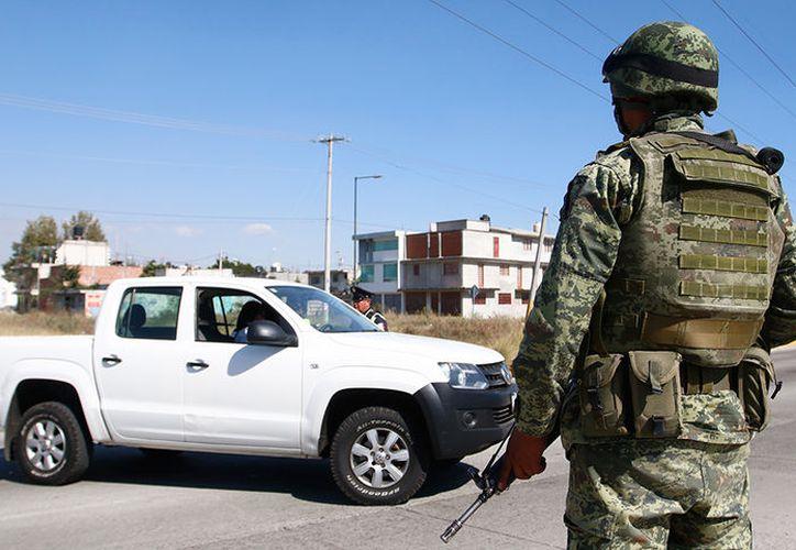 De acuerdo con fuentes locales, en el enfrentamiento en la localidad de Lomas de Santa Cruz también fallecieron dos marinos. (Archivo Enfoque)