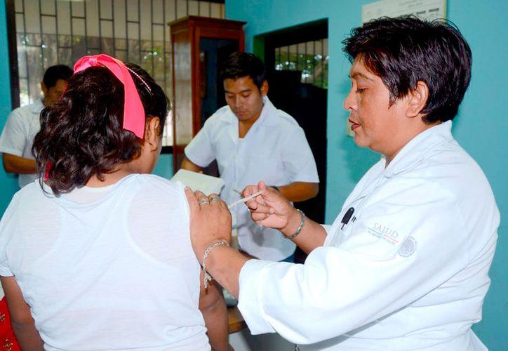 50 CASOS de VPH se han registrado en Quintana Roo, todos en mujeres, informó el Sinave. (Foto: Alejandra Carrión / SIPSE)